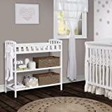 Amazon Com Badger Basket Modern Changing Table With 3