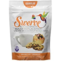 Swerve The Ultimate Sugar Replacement - Granular, 340 Grams