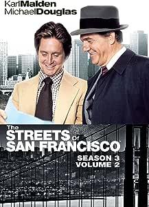 The Streets of San Francisco: Season 3, Volume 2