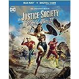 Justice Society: World War II (BD+DIG)