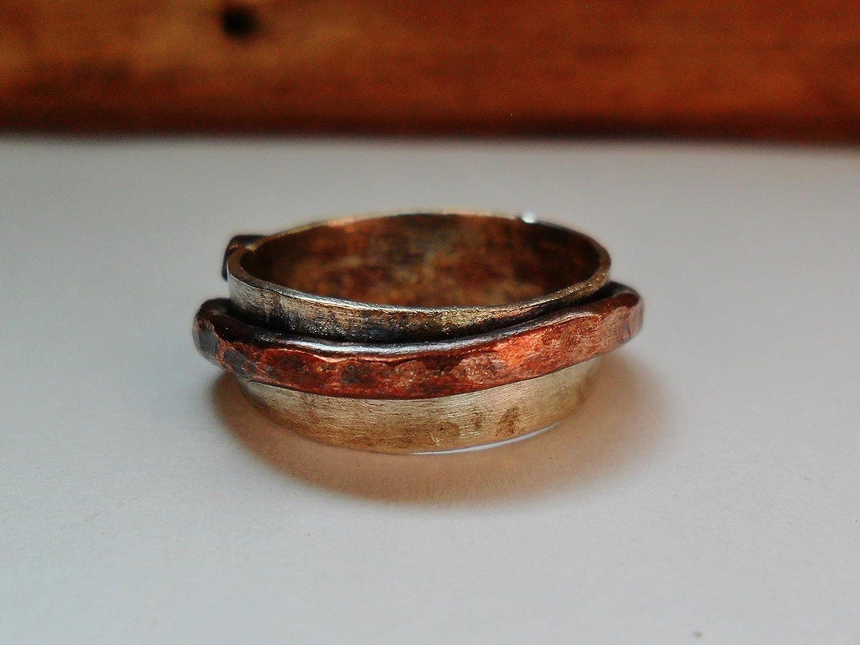 Copper Wire Ring Copper Band