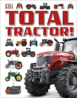 the tractor book the definitive visual history dk
