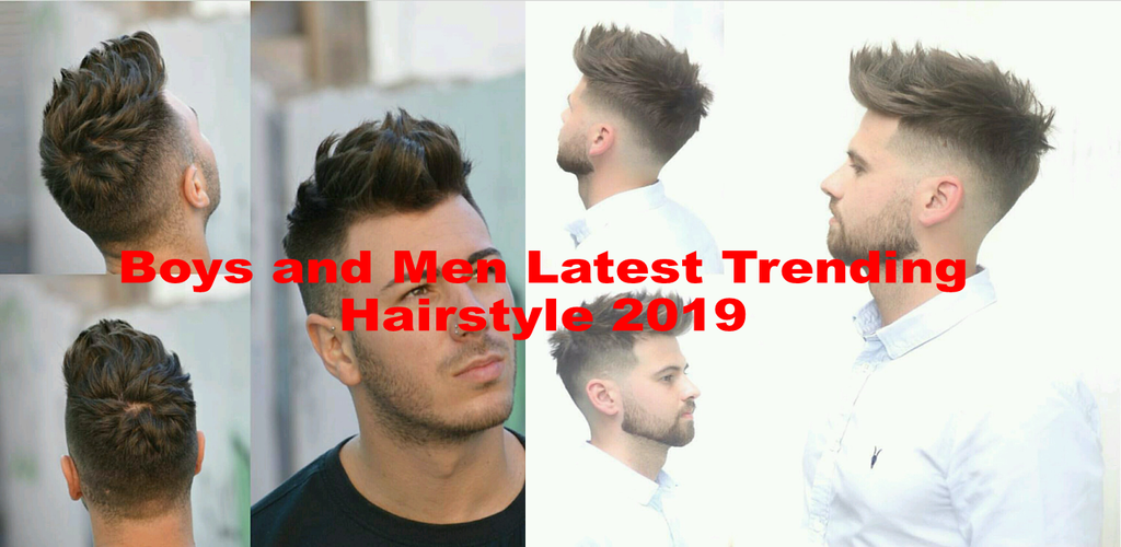 Boys And Men Latest Trending Hairstyle Collection 2019 Amazon Com Br Amazon Appstore