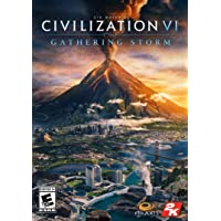 Deals on Sid Meiers Civilization VI: Gathering Storm PC Digital