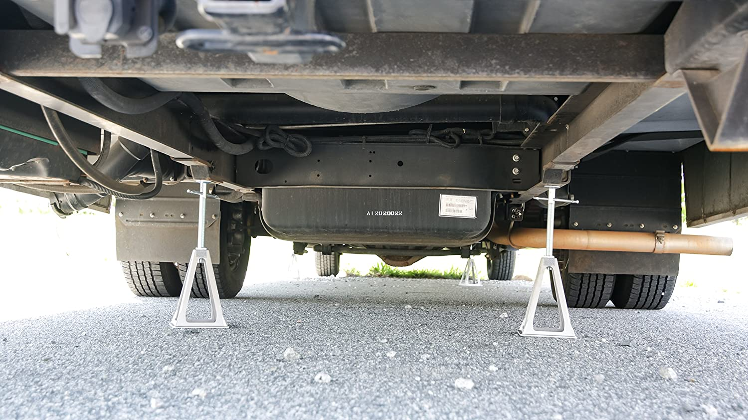 These are great jacks to stabilize your RVs, Camp Trailers, etc. They are considered to be the best jack stands in the market.