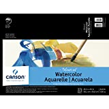 "Canson Montval Watercolor Pad, 15""X20"" Fold Over"