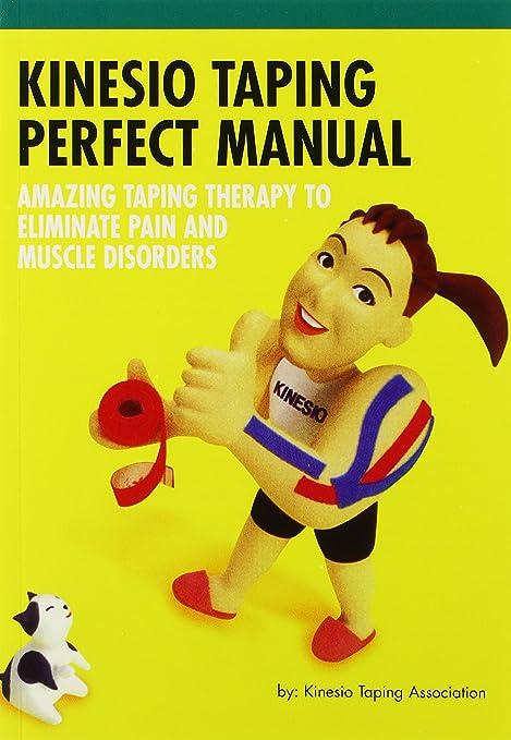 amazon com kinesio taping perfect manual kenzo kase health rh amazon com kinesio taping perfect manual download free kinesio taping perfect manual ebook
