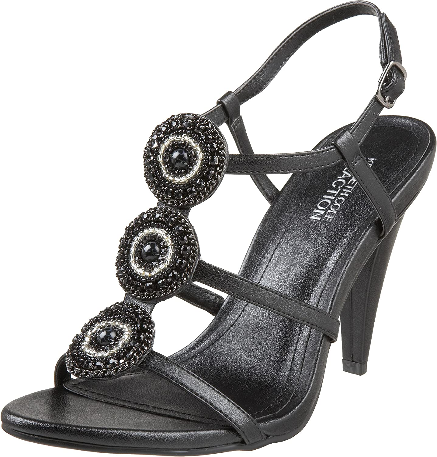 Now free shipping Online limited product Kenneth Cole REACTION Women's Know Sandal Place