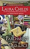 Parchment and Old Lace (A Scrapbooking Mystery Book 13)
