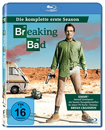 Breaking Bad - Season 1 [Alemania] [Blu-ray]: Amazon.es: Cranston, Bryan, Gunn, Anna, Gilligan, Vince, Bridge, High, Bernstein, Adam, Cranston, Bryan, Gunn, Anna: Cine y Series TV