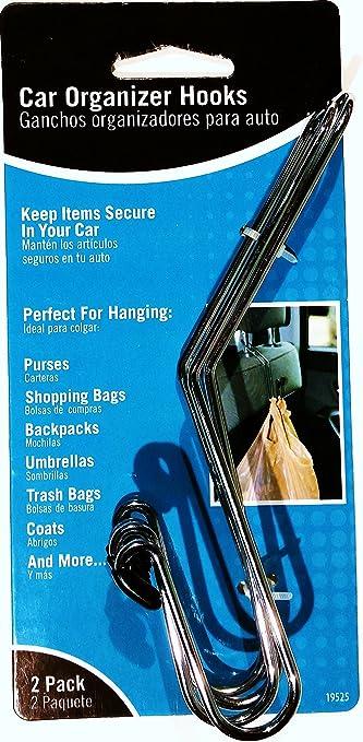 Car Organizer Hooks