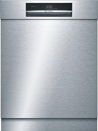 Bosch Serie 8 SMU88TS36E lavavajilla Bajo encimera 13 cubiertos A ...