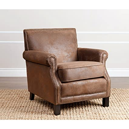 amazon com unique abbyson living chloe antique brown fabric club