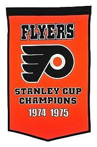 Winning Streak Philadelphia Flyers Dynasty Banner