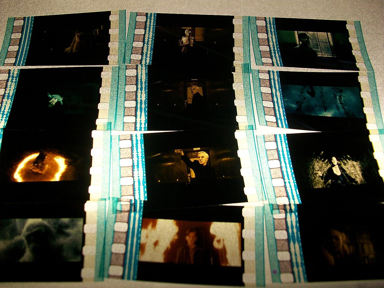 HARRY POTTER The Half Blood Prince Lot of 12 35mm Movie Cinema Film Cells