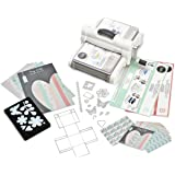 Sizzix Big Shot Plus Starter Kit Schneid- und Prägemaschine