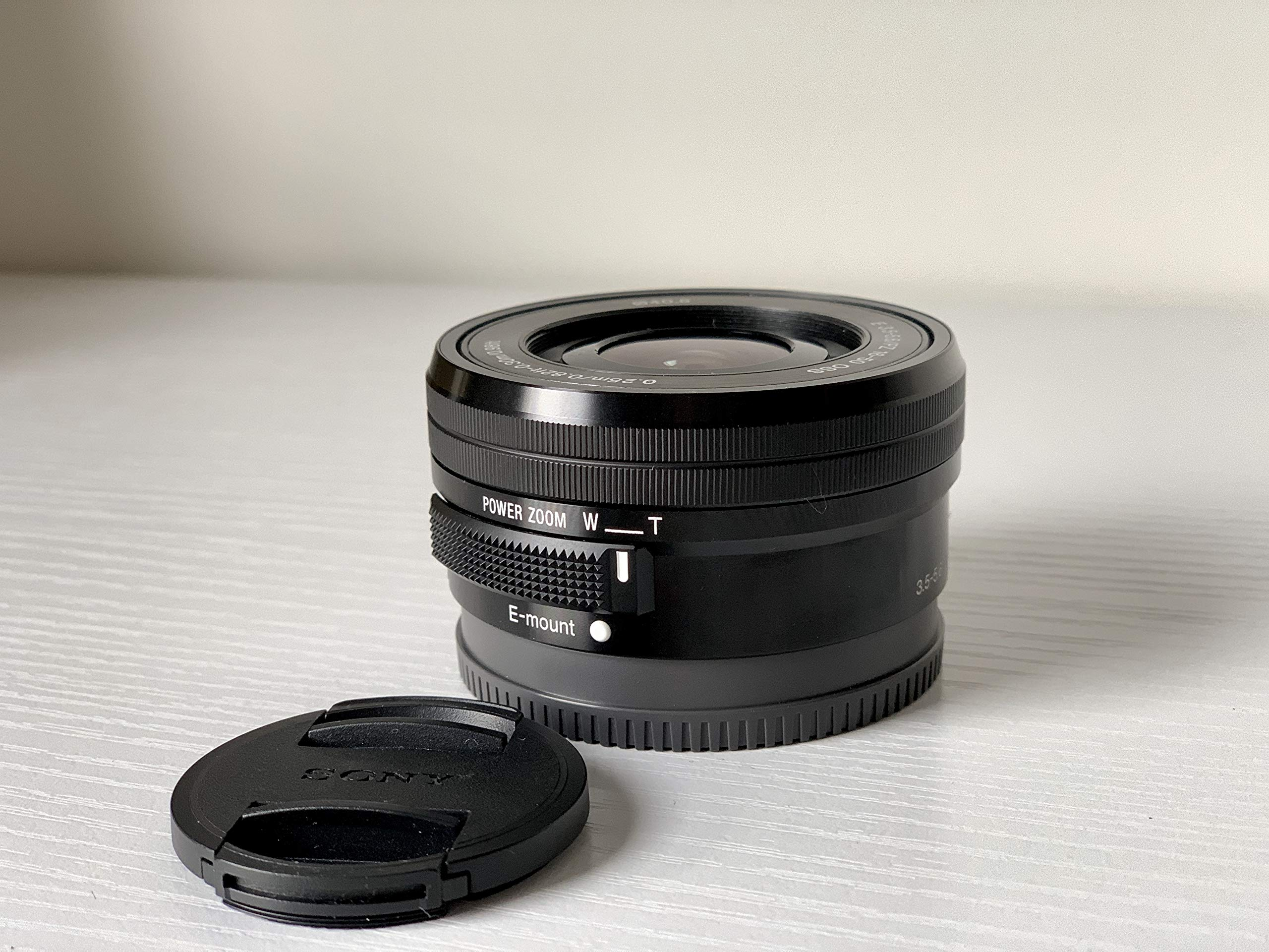 Sony 16-50mm f/3.5-5.6 OSS Alpha E-Mount Retractable Zoom Lens (Bulk Packaging) by Sony (Image #2)