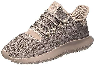 33f84310bb25a adidas Herren Tubular Shadow Fitnessschuhe, Silber (Vapour Grey F16/Raw  Pink F15)