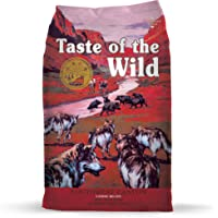 Taste of The Wild Grain Free High Protein Real Meat Recipe Southwest Canyon Premium Dry Dog Food 2.27kg