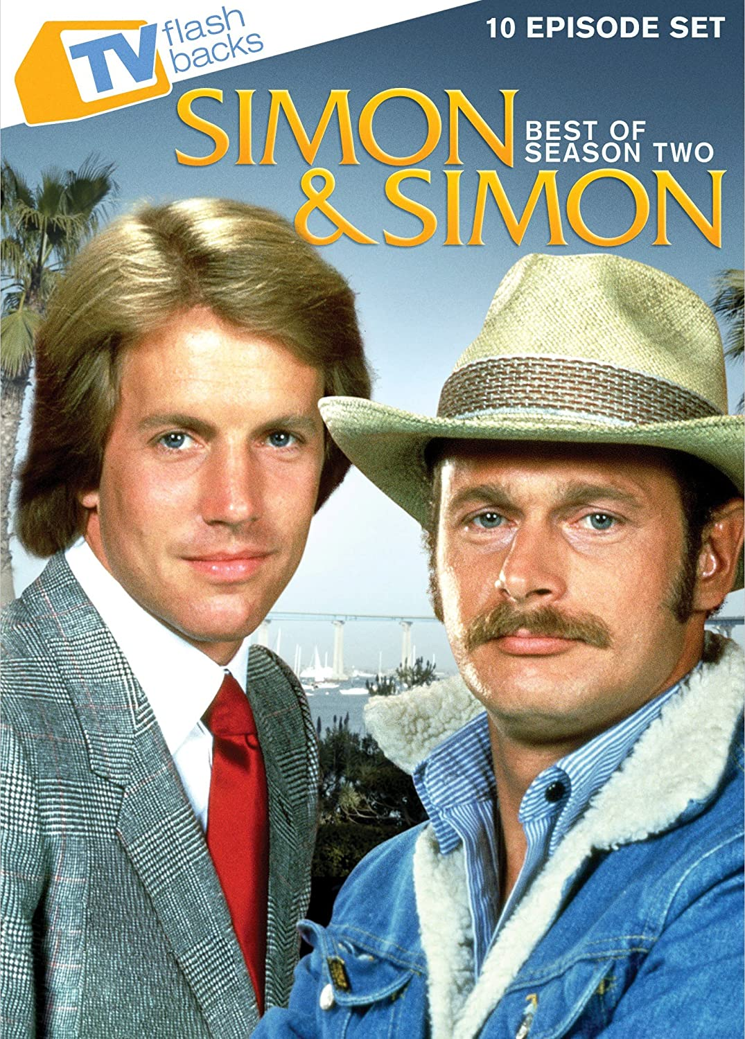 Amazon.com: Simon & Simon - The Best Of Season 2: Gerald McRaney, Jameson  Parker, Eddie Barth, Tim Reid, Mary Carver, Various: Movies & TV