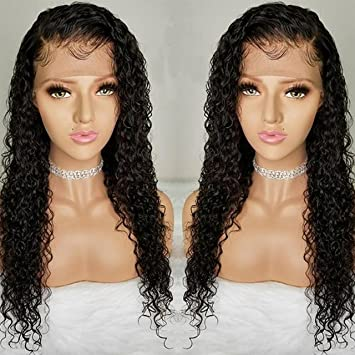 Pre Plucked Lace Front Wigs with Baby Hair