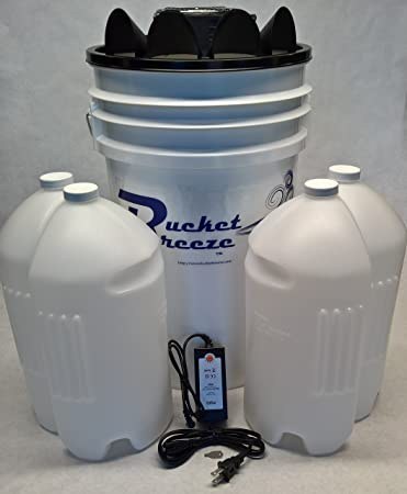 Bucket Breeze -  Personal Cooling System Portable Air Conditioner