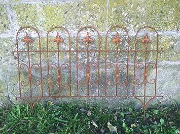 Gerry Beetzaun Gartenzaun Zaun Zaunelement Windsor Rankhilfe Metall