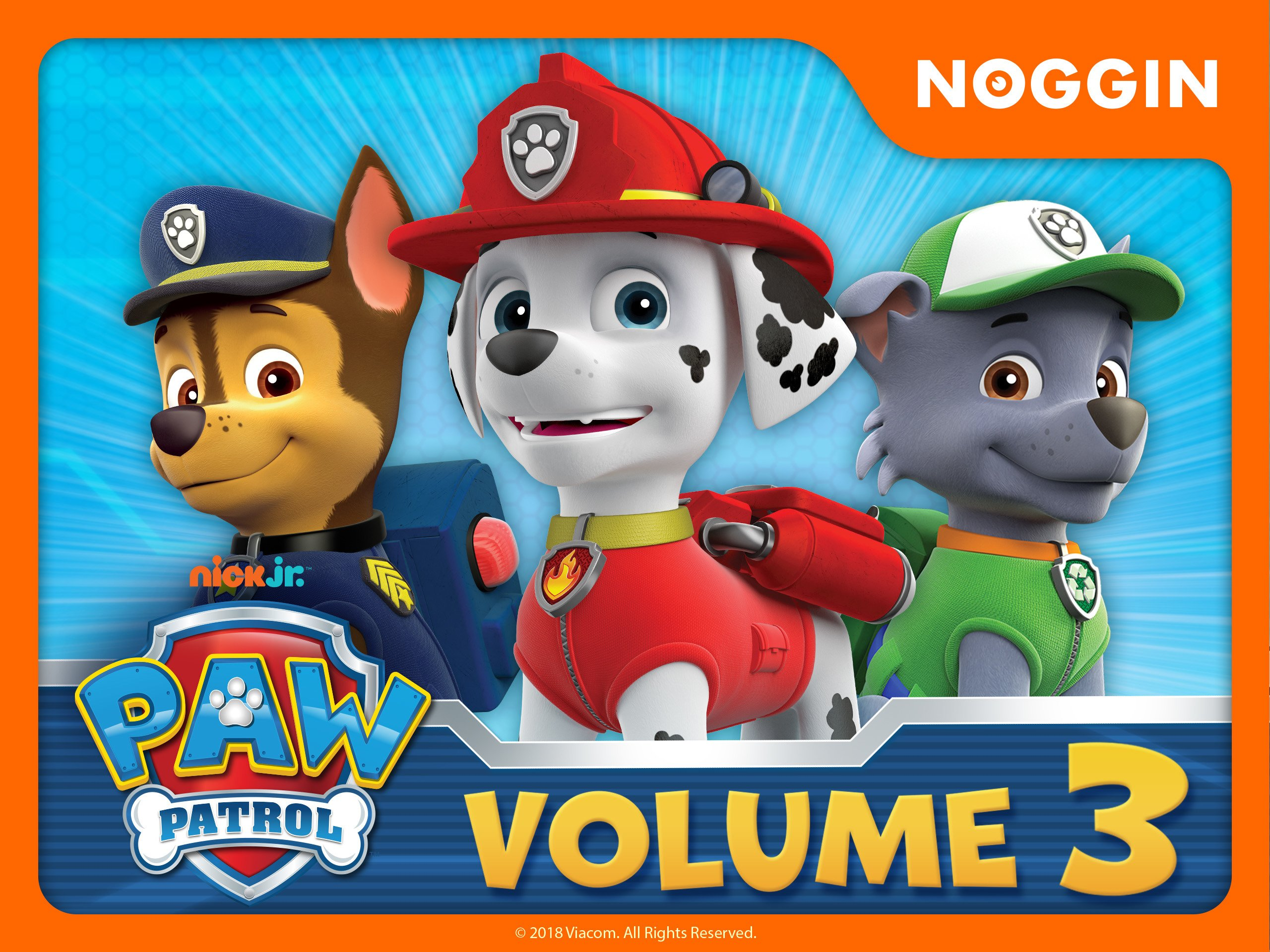Watch Paw Patrol Volume 5 Prime Video