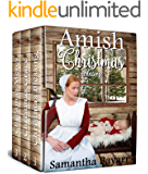 Amish Christmas Blessing: Amish Romance Book Series 1-3