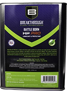 Breakthrough Clean Technologies - Battle Born HP-PRO Oil for Rust Protection