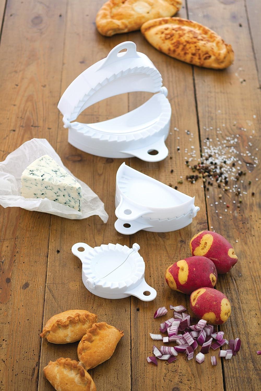 Home Made Kitchen Craft - Utensilio para cortar y rellenar masa (3 unidades): Amazon.es: Hogar