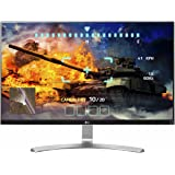 LG 27UD68-W 27-Inch 4K UHD IPS Monitor with FreeSync (2017)