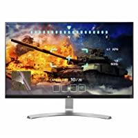 """LG 27UD68-W 4K UHD 27"""" Screen LED-Lit Monitor"""