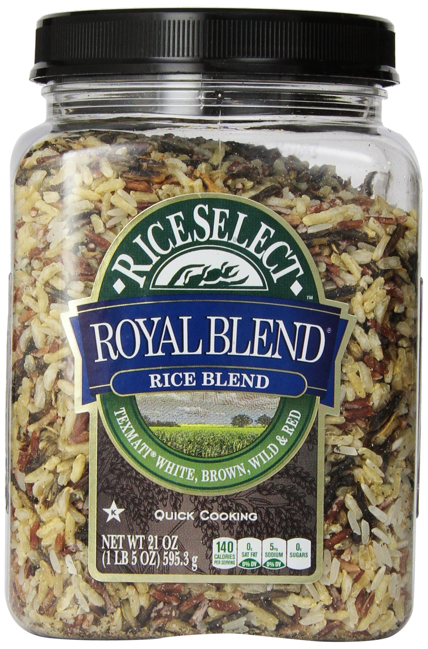 Amazon.com : RiceSelect Organic Texmati Brown Rice, 32