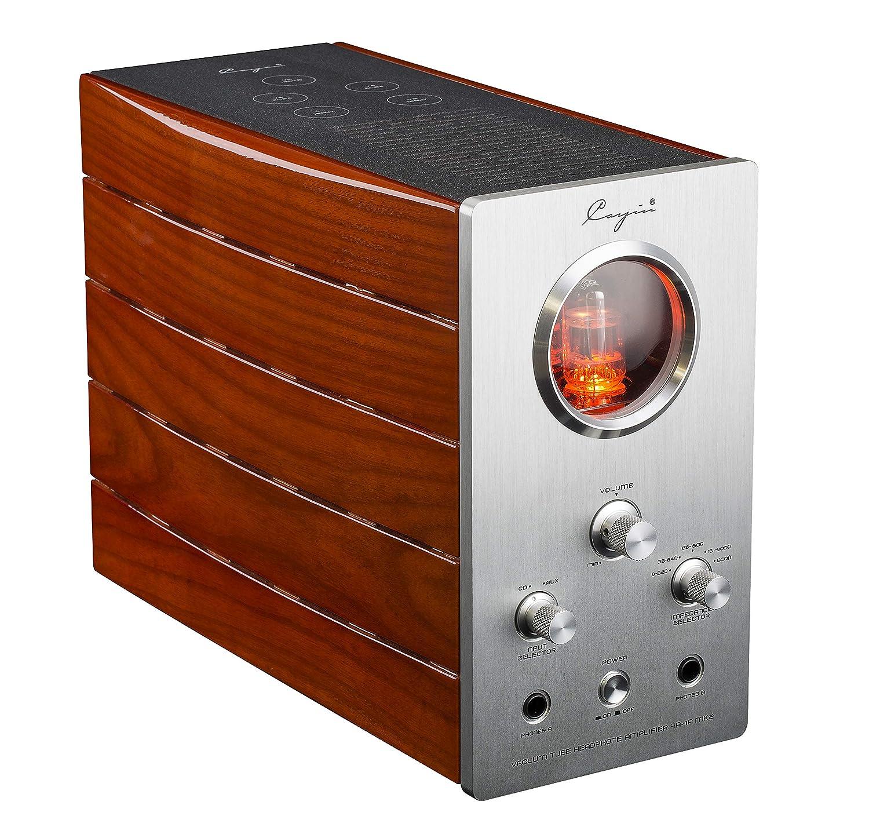 Cayin HA-1A MK2 High Fidelity Vacuum Tube Headphone Amplifier1