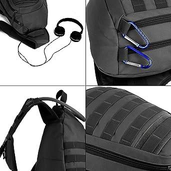 Rucksack Schnellverschluss Riemen Gurtband Camping Reisen Wandern Kunststoff