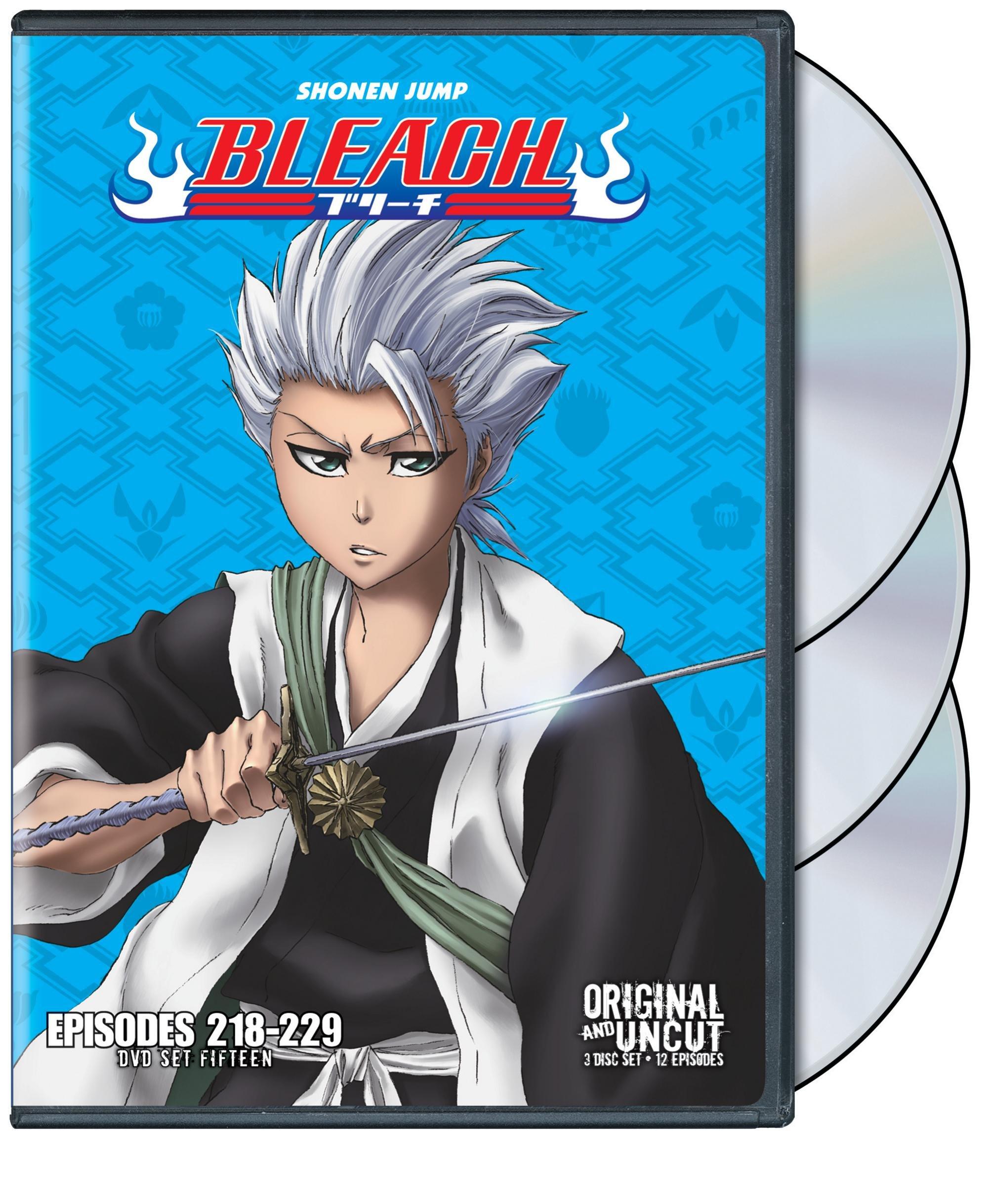 Bleach Uncut Set 15