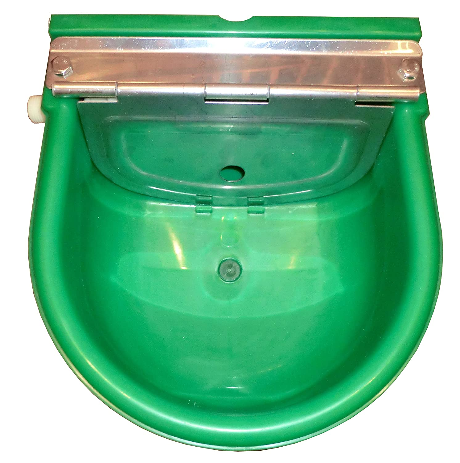 Large Automatic Waterer for Horses, Cows, Goats and Other Live Stock Rabbitnipples.com