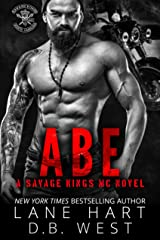 Abe (Savage Kings MC Book 2) Kindle Edition
