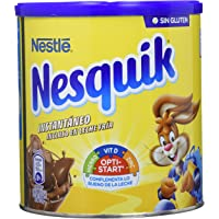 Nesquik - Cacao Soluble Instantáneo - 3 Paquetes