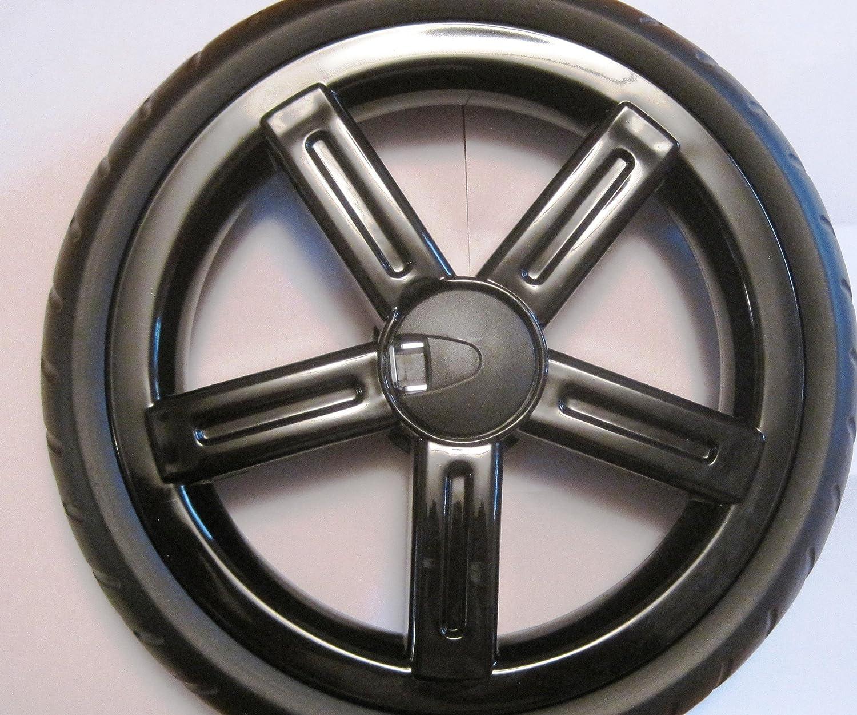 Triplette schwarz schwarz 5 Speichen ab Bj Peg Perego Rad hinten Duette 2008