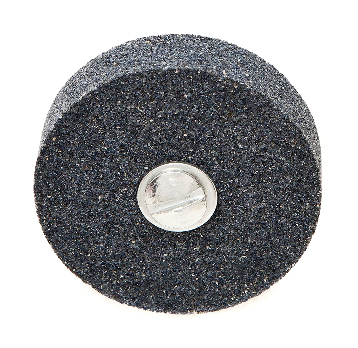 2-Inch-by-1//2-Inch Forney 60053 Mounted Grinding Stone with 1//4-Inch Shank