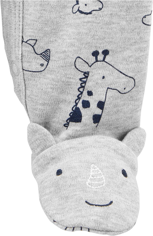 confezione da 2 pezzi Simple Joys by Carters Baby in cotone per dormire e giocare