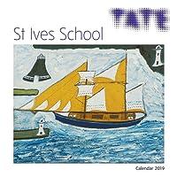 Tate - St Ives School Wall Calendar 2019 (Art Calendar)