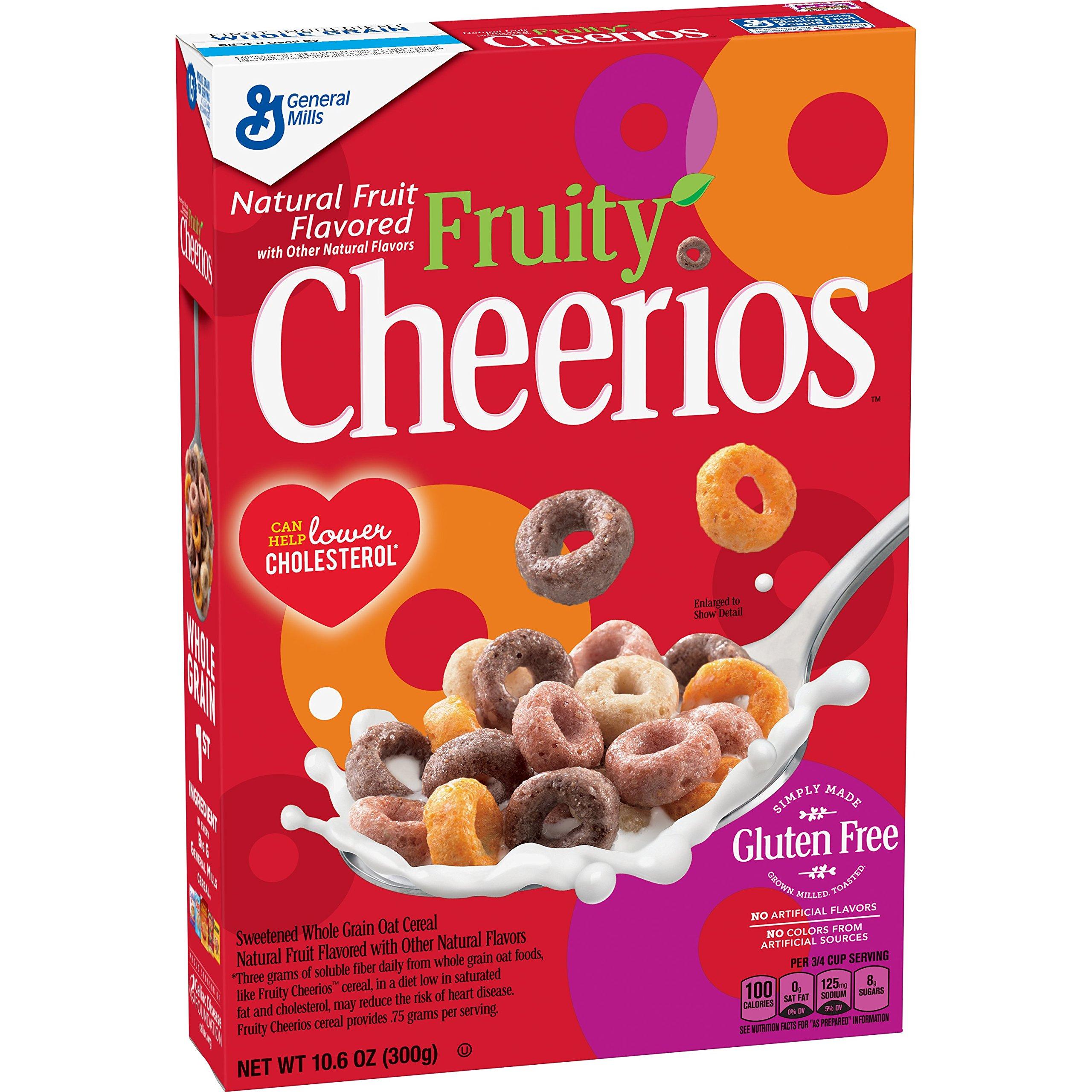 Amazon.com: Chocolate Peanut Butter Cheerios Cereal, 11.3 Oz: