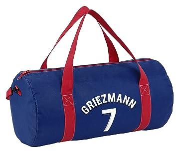 Viquel sac de sport enfant Antoine Griezmann sac de sport forme bowling Licence Officielle Bleu