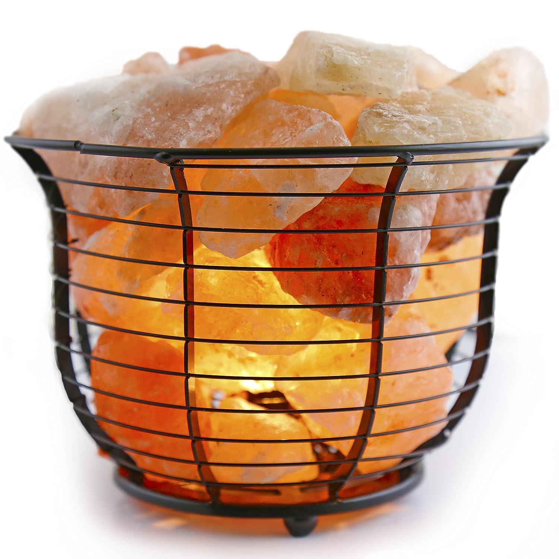 Salt Lamp Natural Crystal Himalayan Salt Lamps