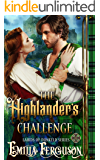 The Highlander's Challenge (Lairds of Dunkeld Series) (A Medieval Scottish Romance Story)