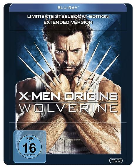 X-Men Origins: Wolverine [Blu-ray] (Limitiertes Steelbook)