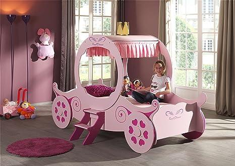 Letto Carrozza Cenerentola : Smartbed letto carrozza reale principessa smart bed